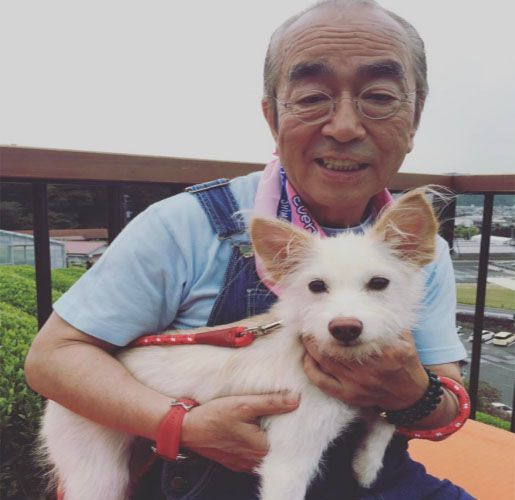 vua hài kịch ken shimura