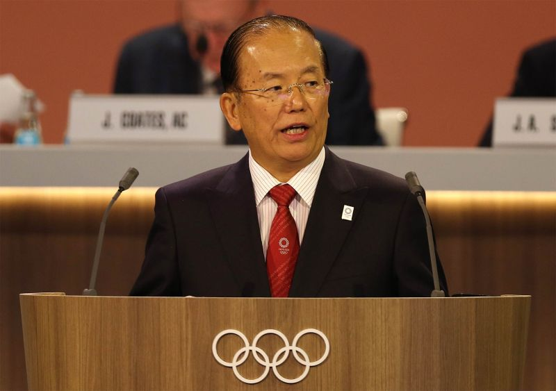 ông Toshiro Muto - CEO của ban tổ chức