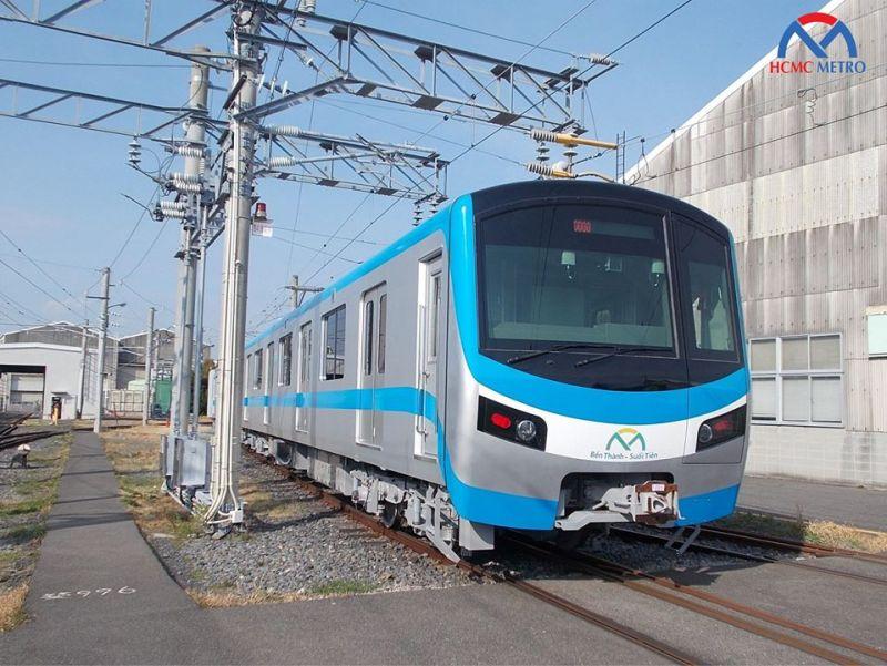 Đẩy nhanh tiến độ đưa đoàn tàu đầu tiên của tuyến Metro về Việt Nam