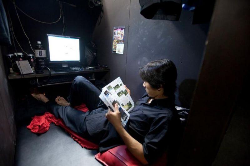 quán cà phê internet