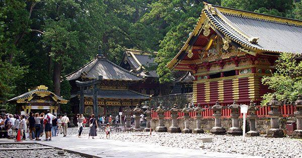 Di sản thế giới ở Nikko tạm thời đóng cửa