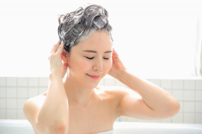 bí quyết chăm sóc tóc của người Nhật