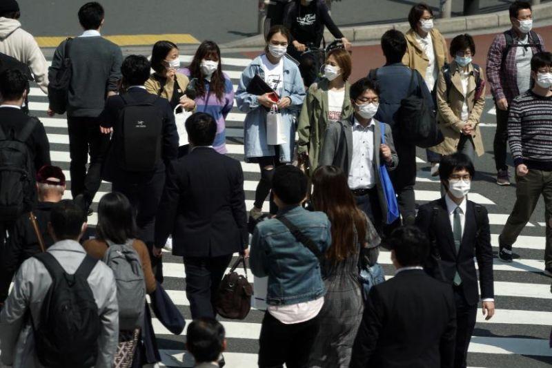 cập nhật số ca nhiễm tại Nhật ngày 15/4