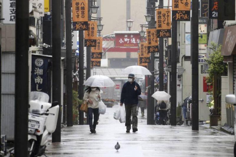 thêm 25 ca tử vong mới tại Nhật