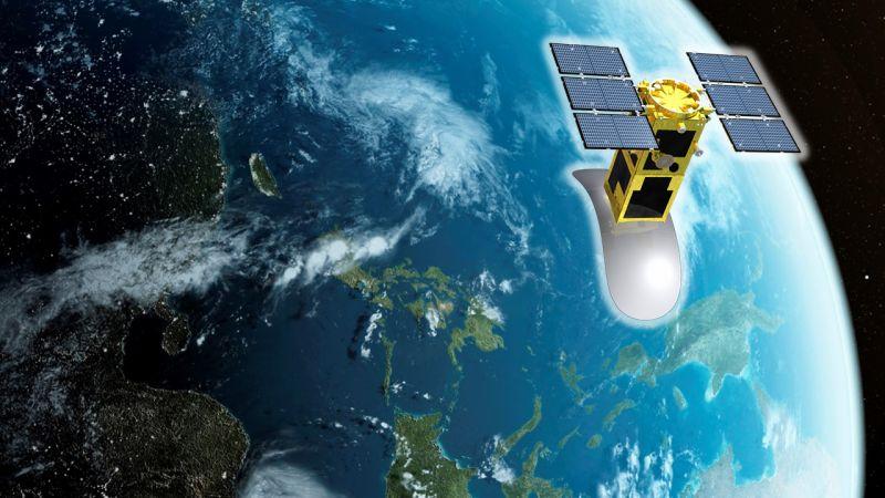Công ty điện tử NEC làm vệ tinh cho Việt Nam