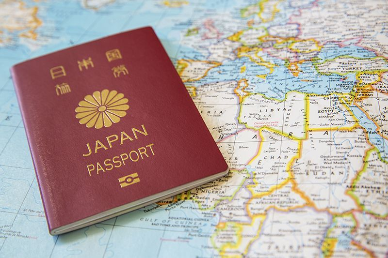 Passport Nhật Bản