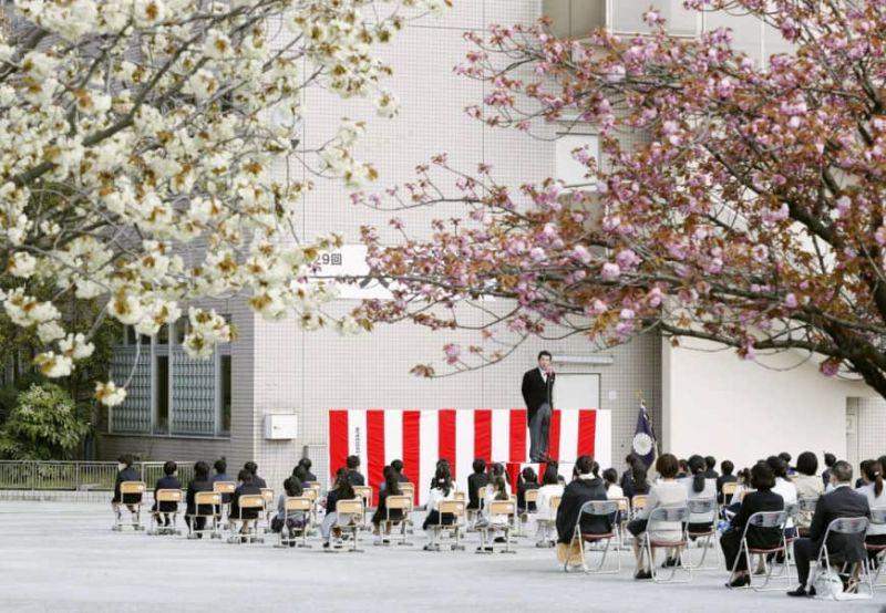 Nhật Bản dự kiến bắt đầu năm học mới vào tháng 9