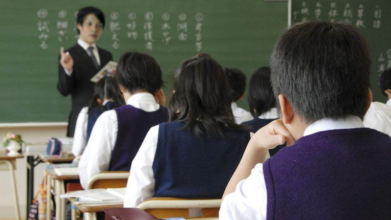 sự thật bất ngờ về học đường Nhật Bản