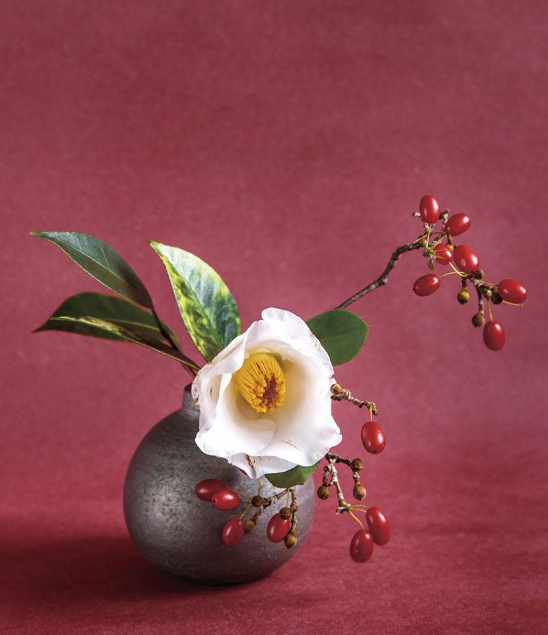 hoa trong đời sống người Nhật