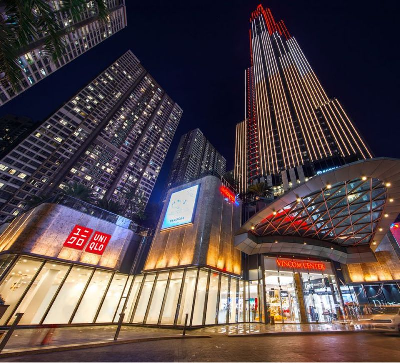UNIQLO Vincom Landmark