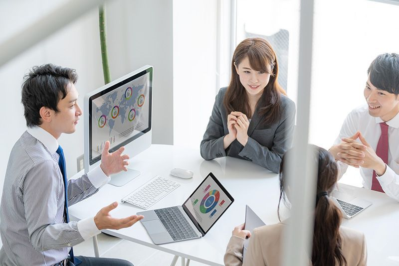bình đẳng môi trường công sở Nhật Bản
