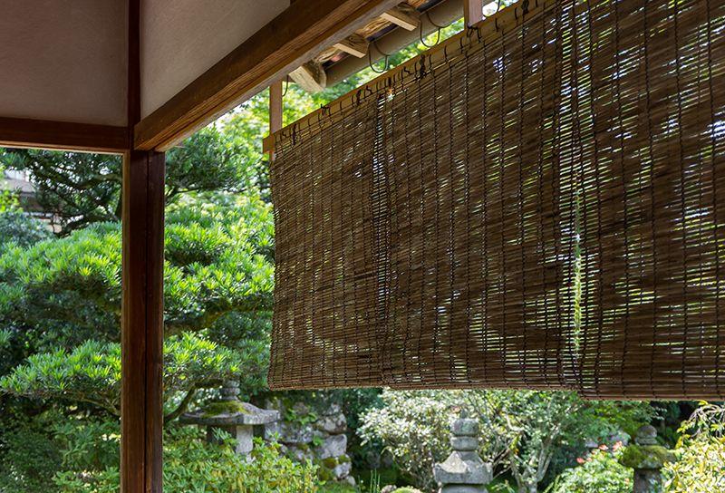 Bí quyết giải nhiệt cho ngôi nhà của người Nhật