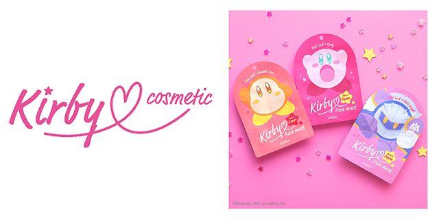Kirby Face mask