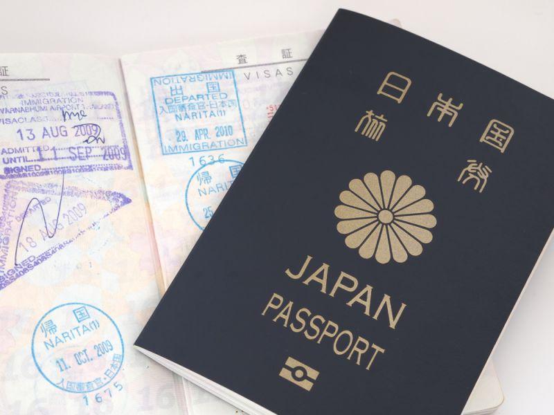 các loại hộ chiếu Nhật Bản
