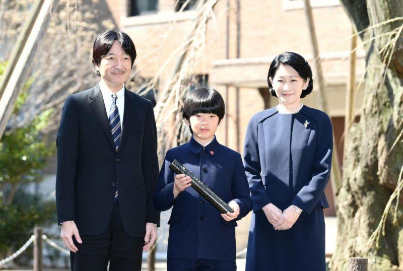 hoàng tử bé Hisahito