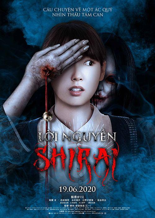 Iitoyo Marie vai nữ chính phim Lời nguyền Shirai