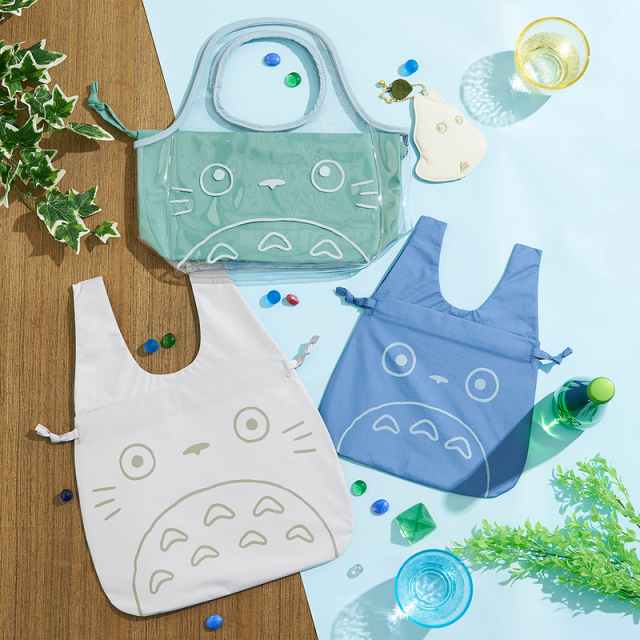 mẫu túi tái sử dụng hình Totoro