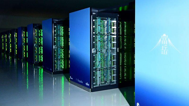 siêu máy tính nhật bản
