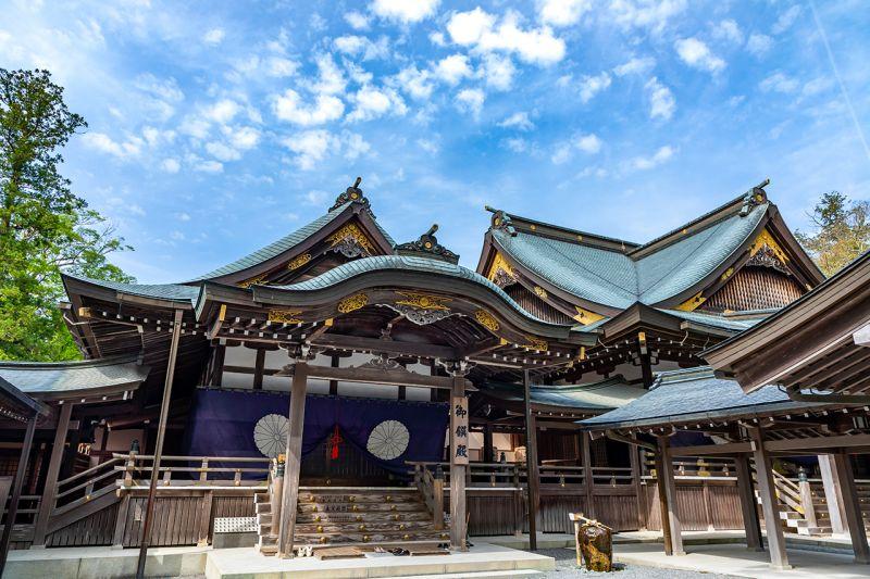 Làm gì ở Ise – quê hương trong trái tim mỗi người Nhật?