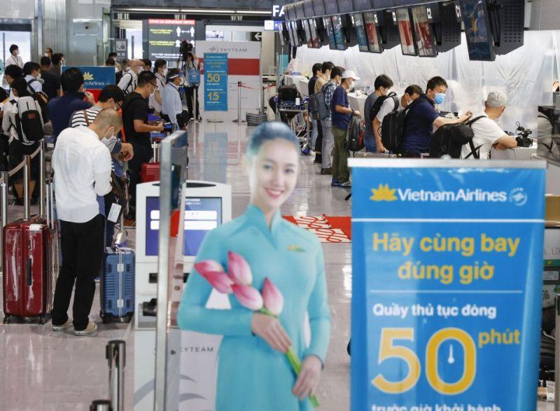 khởi hành chuyến bay Nhật - Việt đầu tiên sau dịch COVID-19