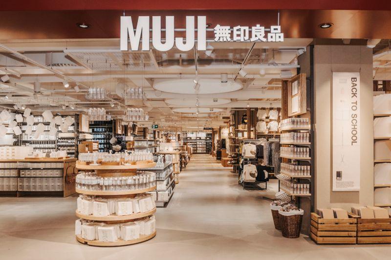 MUJI là thương hiệu quốc dân tại Nhật Bản