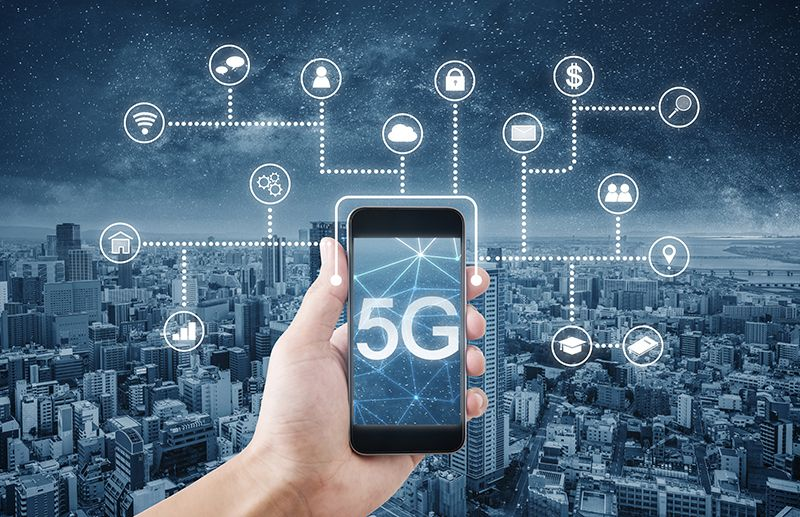 Nhật Bản đẩy mạnh phát triển mạng 5G
