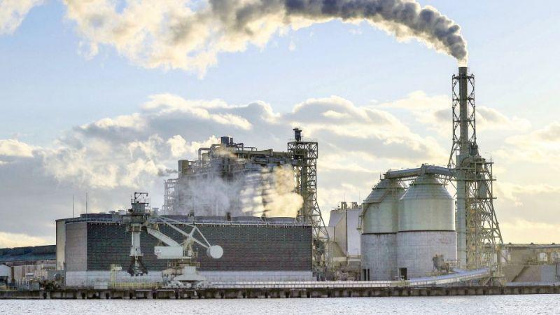 nhà máy nhiệt điện than ở Nhật sẽ biến mất