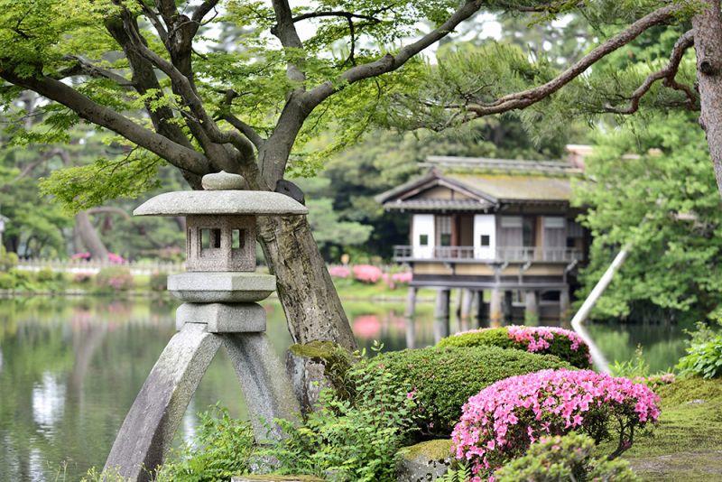 công viên kenrokuen