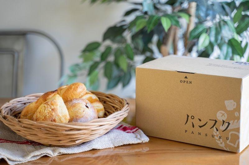 dịch vụ đăng ký bánh mì được yêu thích tại Nhật