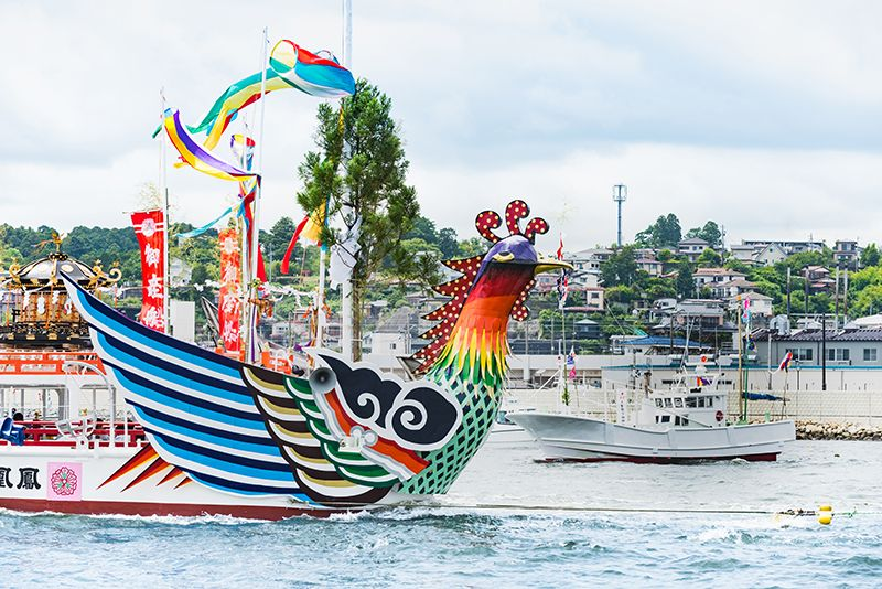 Ngày của Biển - Dịp để người Nhật cảm ơn biển cả - KILALA