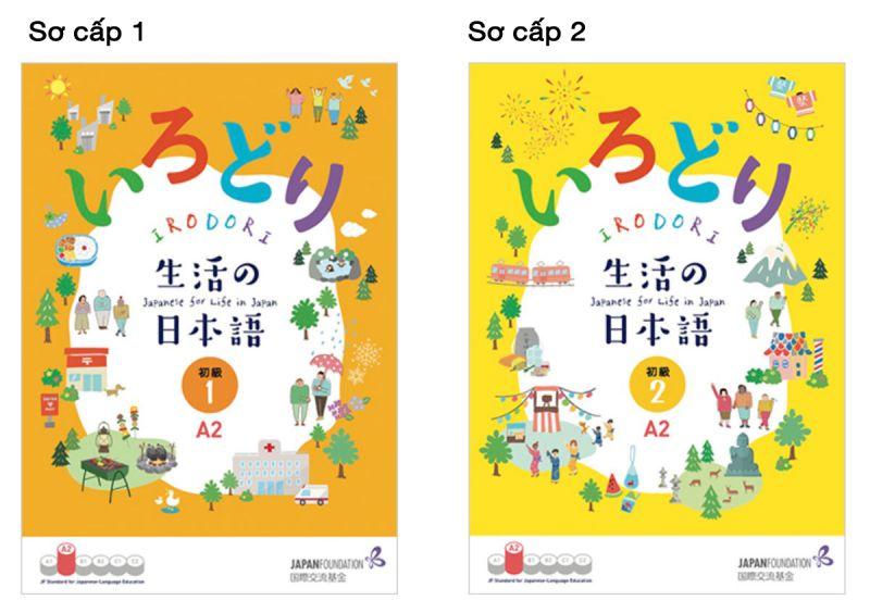 Review Giáo trình IRODORI: Tiếng Nhật trong đời sống