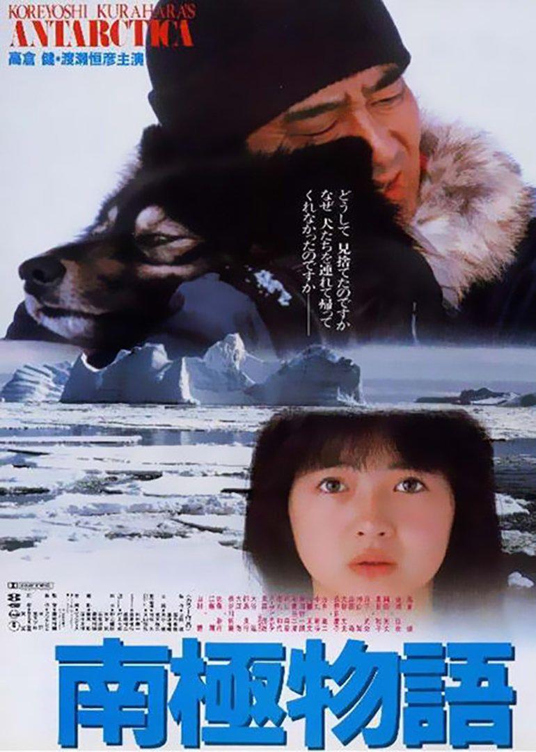 7 bộ phim Nhật về loài chó lấy hết nước mắt người xem