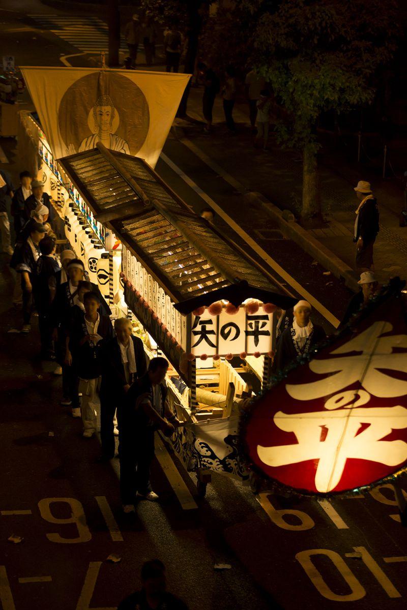 lễ hội tâm linh tiễn đưa linh hồn ở Nagasaki và Hiroshima