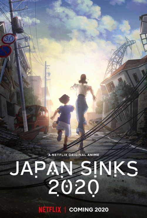phim mới Netflix: Japan Sinks: 2020 - Câu chuyện hậu thảm họa