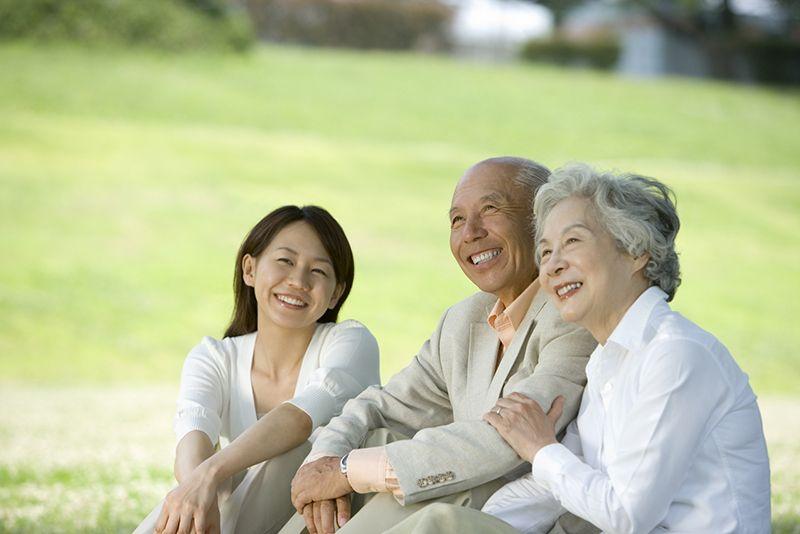 nhiều người Nhật không muốn sống đến 100 tuổi