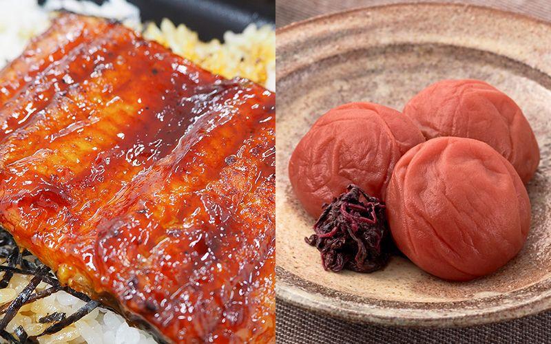 quy tắc về thực phẩm hợp, kỵ ở Nhật