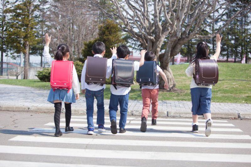 mẹ Nhật chuẩn bị cho con đi bộ một mình đến trường thế nào