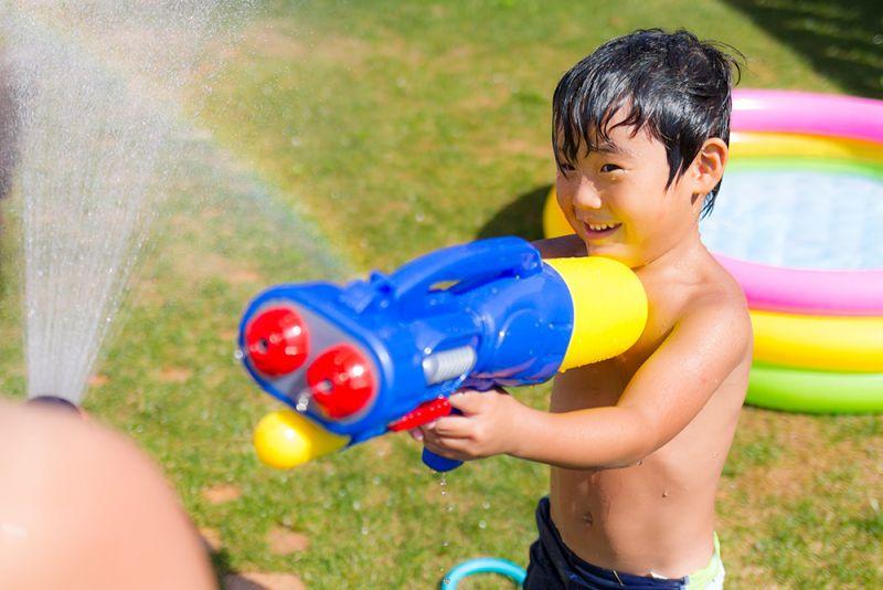 hoạt động giải nhiệt mùa hè Nhật Bản
