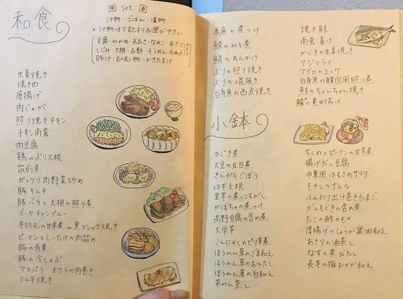 giải quyết vấn đề ăn gì cũng được kiểu Nhật