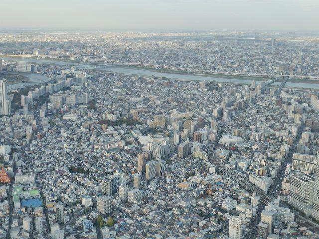 tháp Tokyo Skytree giảm 50% giá vé cho người dân Tokyo