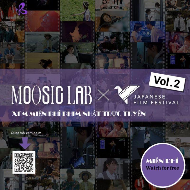 MOOSIC LAB X JFF Vol.2