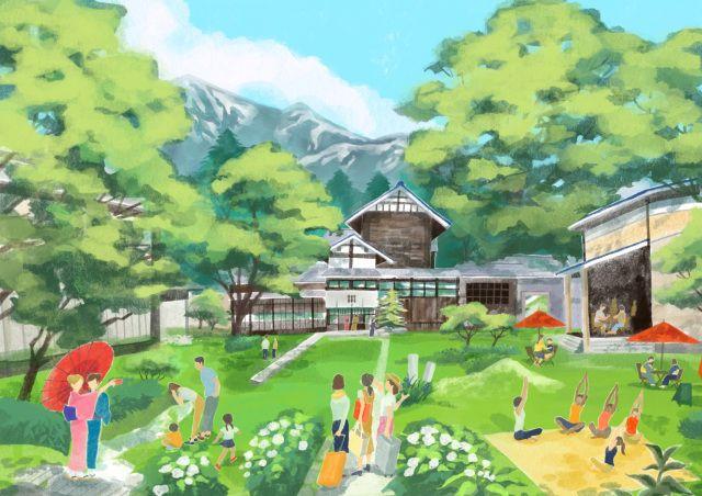 tỉnh Yamagata dự kiến mở mô hình khách sạn workshop