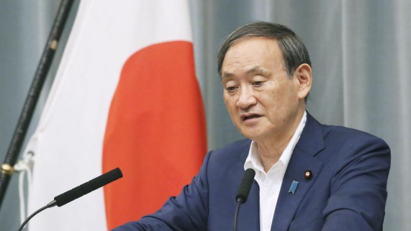 phát ngôn viên hàng đầu Nhật Bản tranh cử thủ tướng