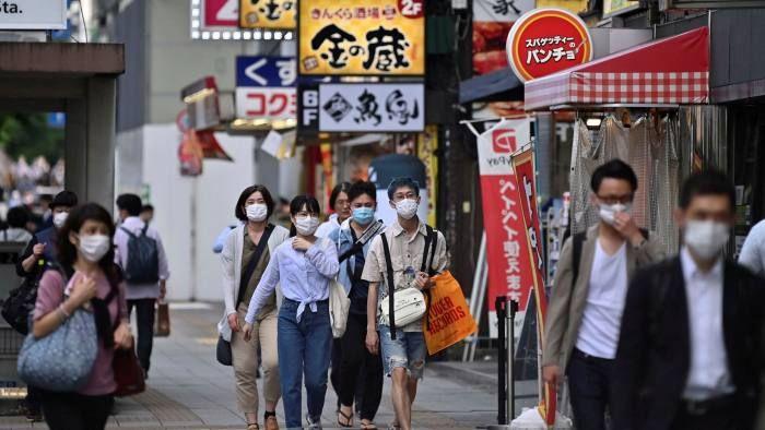 Nhật Bản chi hơn 1 nghìn tỷ để chống COVID-19