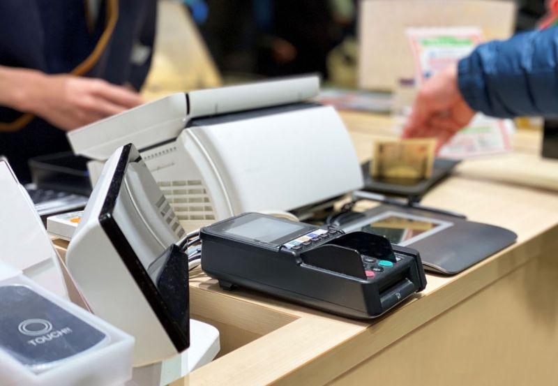các quy tắc thanh toán tại quầy khi mua sắm ở Nhật