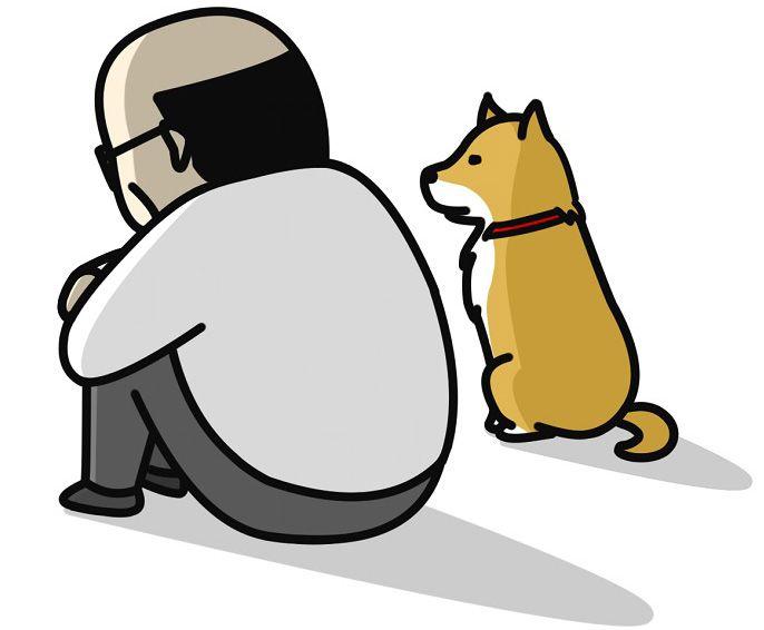 sự cô đơn của những người đàn ông Nhật Bản tuổi trung niên