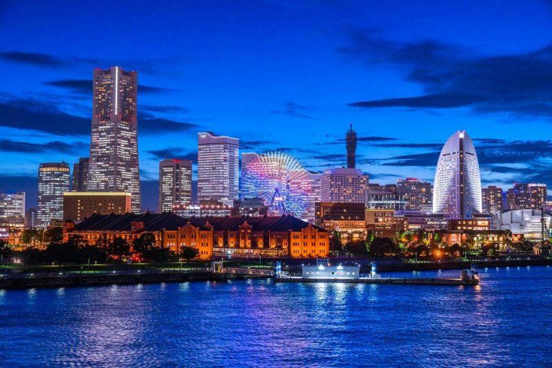 thành phố màu xanh