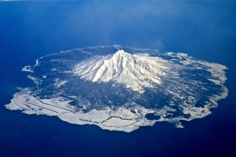 Núi Rishiri