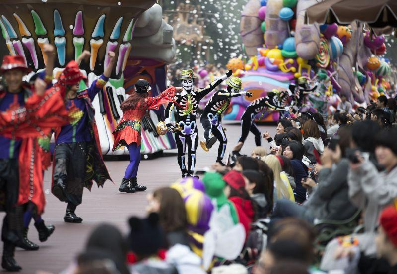 Halloween ở Nhật Bản khác gì với các nước phương Tây