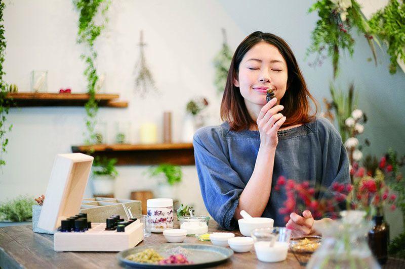 Aromatherapy: chăm sóc sức khỏe bằng hương thơm